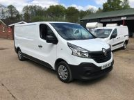 RENAULT TRAFIC LL29 DCI LWB **6 SPEED** L2 H1 EURO 5 BUSINESS 115BHP!!! - 992 - 3