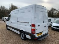 MERCEDES BENZ SPRINTER 313 CDI **FRIDGE / FREEZER WITH OVERNIGHT STANDBY** MWB HIGH ROOF  - 1196 - 21