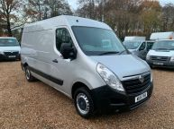 VAUXHALL MOVANO  3500 MWB **AIR CON** MEDIUM ROOF 2.3 CDTI *6 SPEED!!! - 1434 - 4