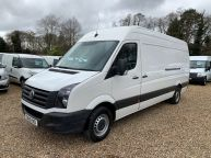 VOLKSWAGEN CRAFTER CR35 LWB HIGH ROOF **143 BHP** 2.0 TDI *Sorry Now Sold!!!  - 1230 - 1