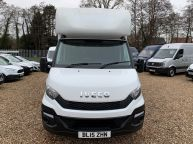 IVECO DAILY 35C13 XLWB LUTON **ONLY 27000 MILES** TAIL LIFT 2.3 TD *6 SPEED!!!  - 1194 - 14