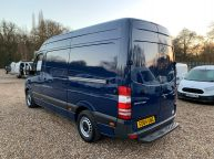 MERCEDES BENZ SPRINTER 313 CDI MWB HIGH ROOF 130 BHP 6 SPEED *CRUISE CONTROL!!!  - 1167 - 19