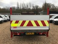 FORD TRANSIT 350 EF LWB DROPSIDE WITH TAIL LIFT 2.2 TDCI 125BHP *6 SPEED!!!  - 1137 - 22