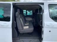 FORD TRANSIT CUSTOM 290 LIMITED SWB *6 SEAT CREWVAN* 2.2 TDCI 125 *6 SPEED!!! - 1330 - 21