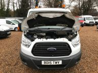 FORD TRANSIT 350 DOUBLE CAB TIPPER 125 BHP 2.2 TDCI **6 SPEED!!! - 1129 - 27