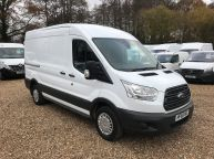 FORD TRANSIT 310 MWB **TREND** MEDIUM ROOF 125BHP 2.2 TDCI *6 SPEED!!! - 1144 - 3