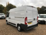 FIAT DUCATO 35 MWB **AIR CON** MEDIUM ROOF L2H2 MULTIJET *6 SPEED!!! - 1126 - 22