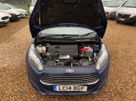 FORD FIESTA 1.6 TDCI **ONLY 32000 MILES** ECONETIC *Rear Parking Sensors!!! - 1245 - 21