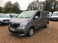 RENAULT TRAFIC SL27 SWB **AIR CON** BUSINESS PLUS 1.6 DCI L1H1 *6 SPEED!!!! - 1130 - 1