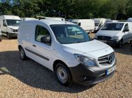 MERCEDES BENZ CITAN 109 CDI LWB **ULEZ COMPLIANT** 1.5 BLUEEFFICIENCY. - 1278 - 4