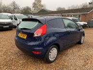 FORD FIESTA 1.6 TDCI **ONLY 32000 MILES** ECONETIC *Rear Parking Sensors!!! - 1245 - 24