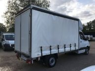 MERCEDES BENZ SPRINTER 313 CDI LWB 14FT CURTAINSIDER WITH BARN DOORS!!! - 852 - 20