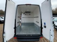 MERCEDES BENZ SPRINTER 313 CDI **FRIDGE / FREEZER WITH OVERNIGHT STANDBY** MWB HIGH ROOF  - 1196 - 17