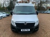 VAUXHALL MOVANO  3500 MWB **AIR CON** MEDIUM ROOF 2.3 CDTI *6 SPEED!!! - 1434 - 19