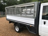 FORD TRANSIT 350 E/F LWB CREWCAB DROPSIDE WITH CAGE 2.4 TDCI *AIR CON!!! - 994 - 21