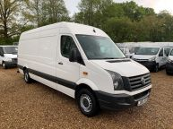 VOLKSWAGEN CRAFTER CR35 LWB *CRUISE CONTROL* HIGH ROOF 2.0 TDI  - 1262 - 3