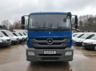 MERCEDES BENZ AXOR 1824 EURO 5 *BRAND NEW BODY* 26 FT ALLOY DROPSIDE - 908 - 14