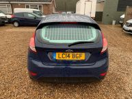 FORD FIESTA 1.6 TDCI **ONLY 32000 MILES** ECONETIC *Rear Parking Sensors!!! - 1245 - 23