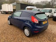 FORD FIESTA 1.6 TDCI **ONLY 32000 MILES** ECONETIC *Rear Parking Sensors!!! - 1245 - 22