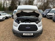 FORD TRANSIT 350 L3H2 LWB MESS VAN WITH TOILET **ONLY 9700 MILES** 2.2 TDCI *6 SPEED!!! - 1200 - 23