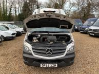 MERCEDES BENZ SPRINTER 313 CDI **FRIDGE / FREEZER WITH OVERNIGHT STANDBY** MWB HIGH ROOF  - 1196 - 20