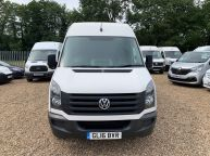 VOLKSWAGEN CRAFTER CR35 MWB HIGH ROOF 2.0 TDI BLUE TECH *6 SPEED!!! - 1310 - 17