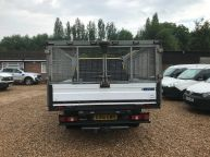 FORD TRANSIT 350 E/F LWB CREWCAB DROPSIDE WITH CAGE 2.4 TDCI *AIR CON!!! - 994 - 24
