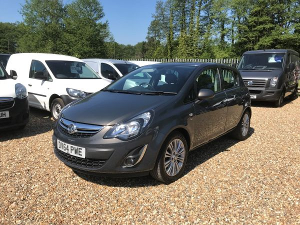 Used VAUXHALL CORSA in Woking Surrey for sale