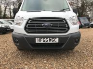 FORD TRANSIT 310 MWB **TREND** MEDIUM ROOF 125BHP 2.2 TDCI *6 SPEED!!! - 1144 - 18