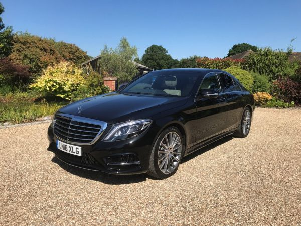 Used MERCEDES BENZ S CLASS in Woking Surrey for sale