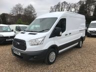 FORD TRANSIT 310 MWB **TREND** MEDIUM ROOF 125BHP 2.2 TDCI *6 SPEED!!! - 1144 - 1