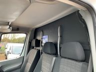 MERCEDES BENZ SPRINTER 313 CDI **FRIDGE / FREEZER WITH OVERNIGHT STANDBY** MWB HIGH ROOF  - 1196 - 12