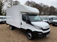 IVECO DAILY 35C13 XLWB LUTON **ONLY 27000 MILES** TAIL LIFT 2.3 TD *6 SPEED!!!  - 1194 - 3