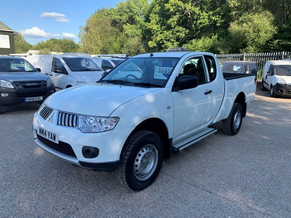 Used MITSUBISHI L200 in Woking Surrey for sale
