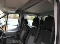 FORD TRANSIT 350 DOUBLE CAB TIPPER 125 BHP 2.2 TDCI **6 SPEED!!! - 1129 - 10