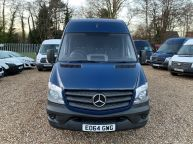 MERCEDES BENZ SPRINTER 313 CDI MWB HIGH ROOF 130 BHP 6 SPEED *CRUISE CONTROL!!!  - 1167 - 14