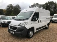 FIAT DUCATO 35 MWB **AIR CON** MEDIUM ROOF L2H2 MULTIJET *6 SPEED!!! - 1126 - 1