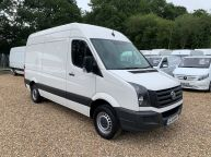 VOLKSWAGEN CRAFTER CR35 MWB HIGH ROOF 2.0 TDI BLUE TECH *6 SPEED!!! - 1310 - 3