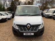 RENAULT MASTER LL35 LWB DROPSIDE 2.3 DCI 125 BHP BUSINESS *6 SPEED!!! - 1211 - 16