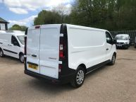 RENAULT TRAFIC LL29 DCI LWB **6 SPEED** L2 H1 EURO 5 BUSINESS 115BHP!!! - 992 - 20