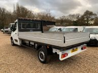 RENAULT MASTER LL35 LWB DROPSIDE 2.3 DCI 125 BHP BUSINESS *6 SPEED!!! - 1211 - 22