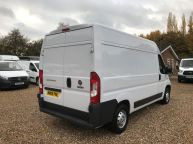 FIAT DUCATO 35 MWB **AIR CON** MEDIUM ROOF L2H2 MULTIJET *6 SPEED!!! - 1126 - 24