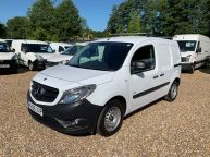 MERCEDES BENZ CITAN 109 CDI LWB **ULEZ COMPLIANT** 1.5 BLUEEFFICIENCY. - 1278 - 1