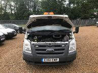 FORD TRANSIT 350 E/F LWB CREWCAB DROPSIDE WITH CAGE 2.4 TDCI *AIR CON!!! - 994 - 22