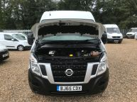 NISSAN NV400 2.3 DCI MWB L2H2 *ONLY 36600 MILES* HIGH ROOF SE **6 SPEED!!! - 1090 - 20