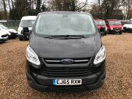 FORD TRANSIT CUSTOM 270 SWB LIMITED **AIR CON** 125BHP 2.2 TDCI *Sorry Now Sold!!! - 1153 - 18