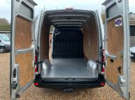 VAUXHALL MOVANO  3500 MWB **AIR CON** MEDIUM ROOF 2.3 CDTI *6 SPEED!!! - 1434 - 22