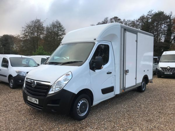 Used VAUXHALL MOVANO in Woking Surrey for sale