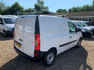 MERCEDES BENZ CITAN 109 CDI LWB **ULEZ COMPLIANT** 1.5 BLUEEFFICIENCY. - 1278 - 24