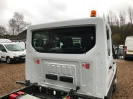 FORD TRANSIT 350 DOUBLE CAB TIPPER 125 BHP 2.2 TDCI **6 SPEED!!! - 1129 - 23